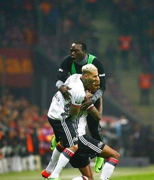 Talisca Galatasaray'ı yıktı