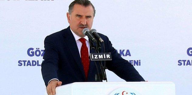 Gençlik ve Spor Bakanı'ndan müjde