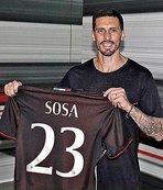Milan'da Jose Sosa öfkesi