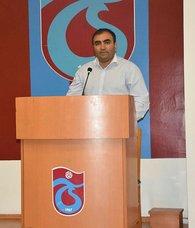 Trabzonspor Basketbol Kulübünde başkan Hopikoğlu