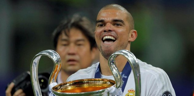 Zidane'a veda etmedim
