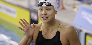Çinli yüzücüye 2 yıl ceza
