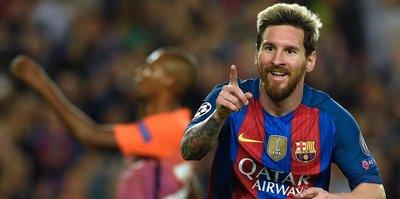 Messi nikah tazeledi