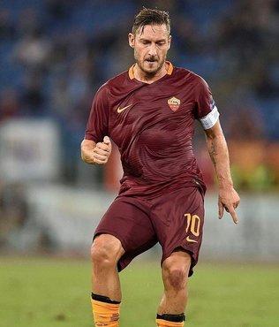 Francesco Totti hoca olacak