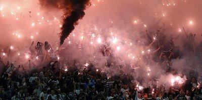 """Corinthians taraftarlarına """"stadyum yasağı"""""""