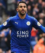 Mahrez to reject Serie A giants