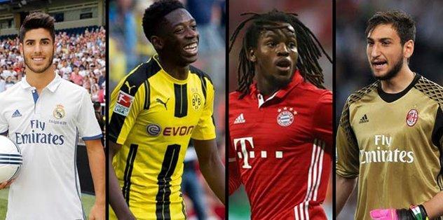 O listeye 3 Türk futbolcu eklendi