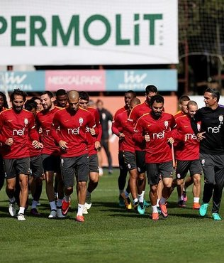 Galatasaray 3 puan pe�inde
