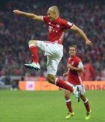 Robben golle döndü