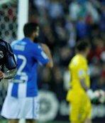 Ronaldo'dan sonra o da isyan etti
