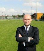 Yeni sportif direktör Ergün, Avrupa'yı tarıyor