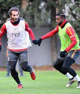 Galatasaray'da G.Antep mesaisi başladı