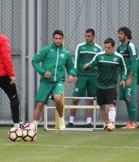 Bursaspor'da Antalya hazırlığı sürüyor