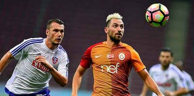 Galatasaray ile Karabükspor 18. randevuda