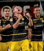 Wolfsburg'u rahat geçtiler