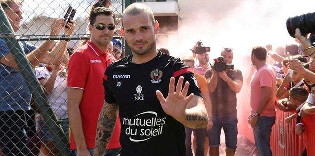 """Sneijder: """"Kupalar kazanmaya geldim"""""""
