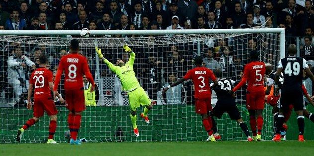Lyon kalecisi Lopes'ten maç yorumu: