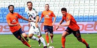 M. Başakşehir 1-1 A. Konyaspor
