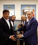 Recep Kara, Cumhurbaşkanı Erdoğan ile bir araya geldi