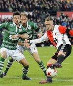 Feyenoord'dan 6 gol