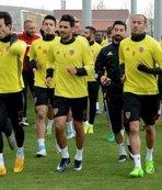 Kayserispor'da hedef galibiyet