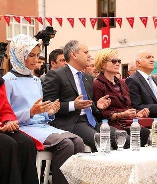 Samsun'da görkemli açılış