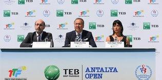 Antalya Open çim kort turnuvası başlıyor