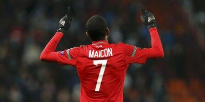Antalyaspor, Maicon'u bitirdi
