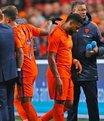 Lens, Hollanda-Belçika maçında sakatlandı...