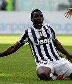 Juventus'tan Galatasaray'a müjde