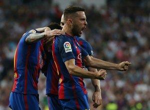 Barcelana, Real Madridi 90+3te Messi ile yıktı