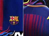 Barcelona'nın yeni forması tanıtıldı