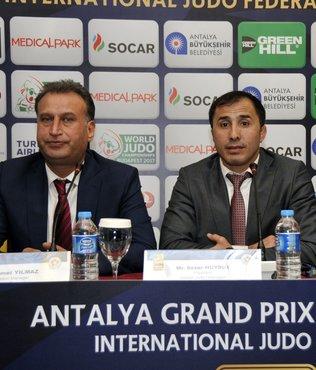 Judo Grand Prix yarın Antalya'da başlıyor