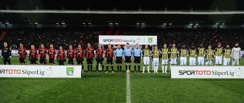 Gençlerbirliği - Fenerbahçe (Spor Toto Süper Lig 24. hafta mücadelesi)