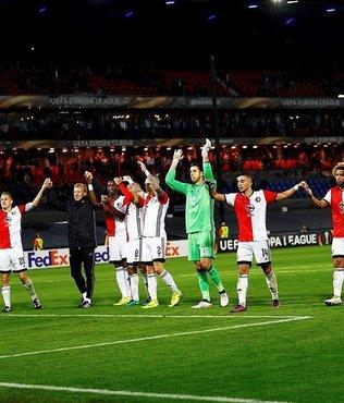 Feyenoord zirveye el att�