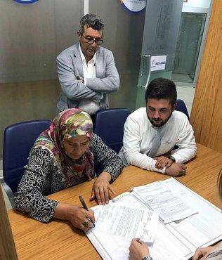 Tunç Uncu'nun ailesine ev alındı