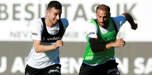 Beşiktaş'ta yeni sezon hazırlıkları sürüyor