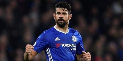 Costa'nın transferi rafa kalktı
