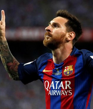 Messi parayla kurtuldu