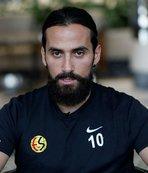 'Milli takımım Eskişehirspor'