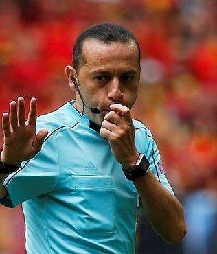UEFA'dan C�neyt �ak�r'a g�rev