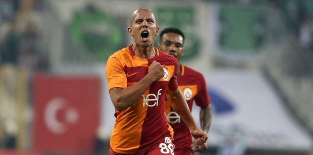 Feghouli'den gol yorumu
