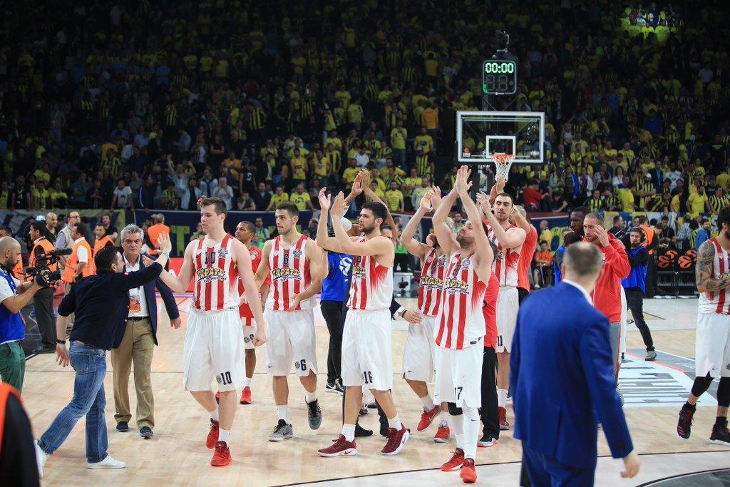 Olimpiakos 82 - 78 Olimpiakos