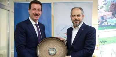 Türkiye'nin en büyük gençlik merkezinin tanıtımı yapıldı