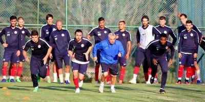 Antalyaspor Avusturya yolcusu