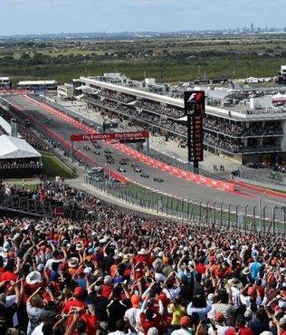 Formula 1'de s�radaki durak ABD