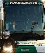 Panathinaikos'a görülmemiş ceza
