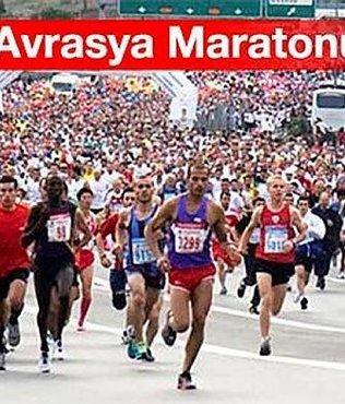 Maratonda geri say�m