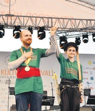 Yenikapı'da iki dev festival