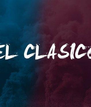 El Clasico tarihe karışıyor!